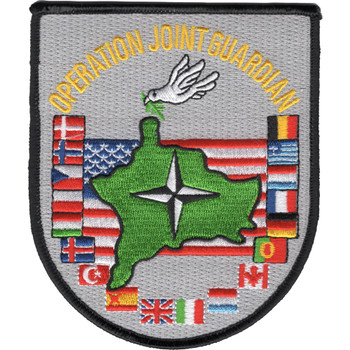 Operation Joint Guardian Patch