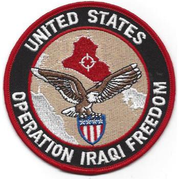 Operation Iraqi Freedom Patch