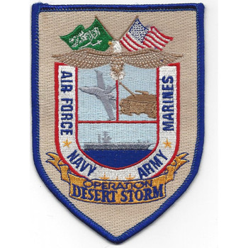 Operation Desert Storm Patch - Version A