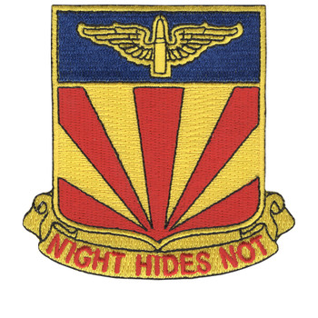 56th Air Defense Artillery Regiment Patch