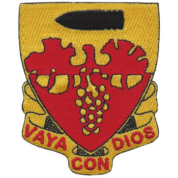 564th Field Artillery Battalion Patch
