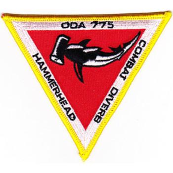 ODA-775 Patch - Hammerhead
