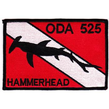 ODA-525 Patch - Hammerhead