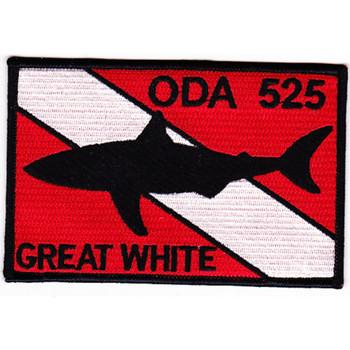 ODA-525 Patch - Great White
