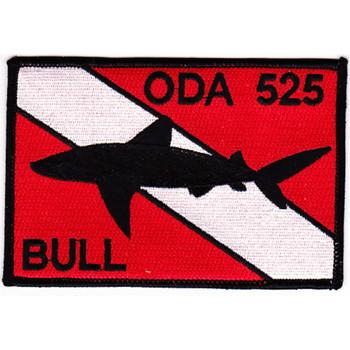 ODA-525 Patch - Bull