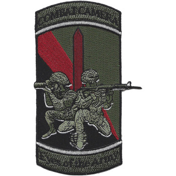 55th Signal Company Combat Camera Patch