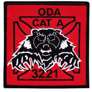 ODA-3221 Patch Hook And Loop