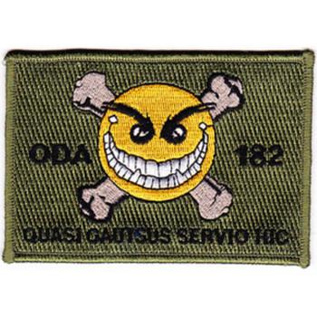 ODA-182 Patch
