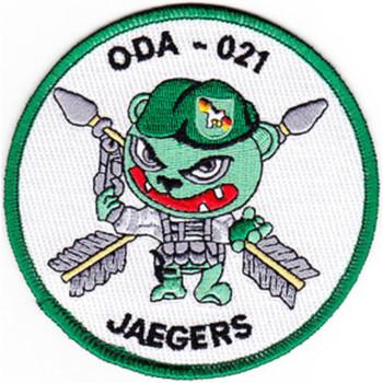 ODA-021-A Patch-Jaegers
