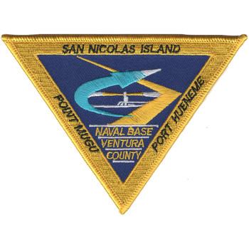 Naval Base Ventura County, CA Patch