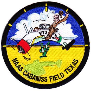 Naval Auxiliary Air Station Cabaniss Field Texas