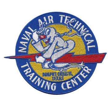 Naval Air Technical Training Center Corpus Christi Texas Patch