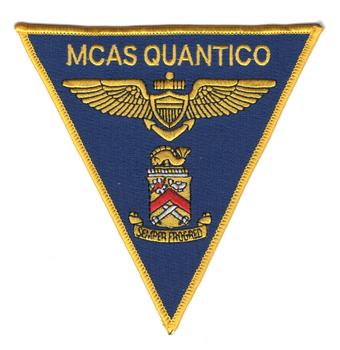 MCAS Quantico, Va Patch