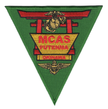 MCAS Air Station Futenma Okinawa Patch