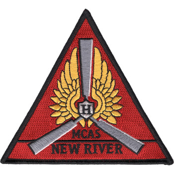 Marine Corps Air Station New River North Carolina Patch