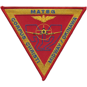 Marine Aviation Training Support Group-22 Corpus Christi Patch