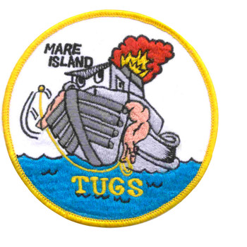 Mare Island Tugs Patch