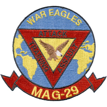 MAG-29 Marine Patch