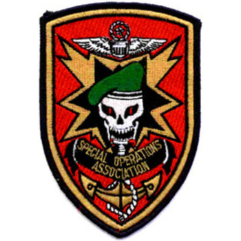 MAC SOG Association Patch