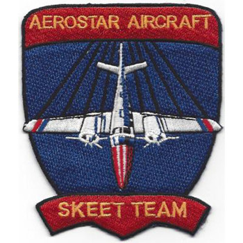Piper Aerostar Aircraft Patch
