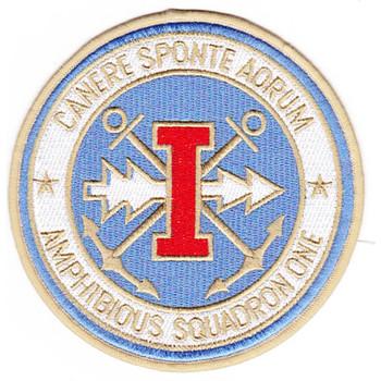 PHIPBRON 1 Patch Squadron Amphibious