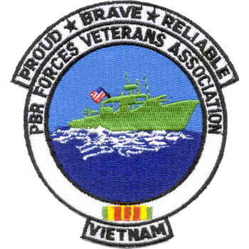 PBR Forces Veterans Association Patch