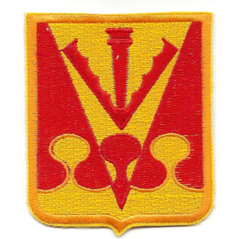 549th Airborne Field Artillery Battalion Patch