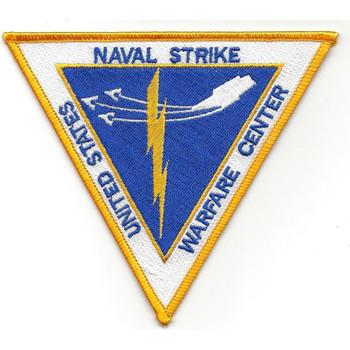 Naval Strike Warfare Center Fallon Nevada Patch
