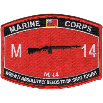 M14 Battle Rifle Patch