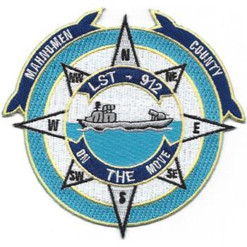 LST-912 USS Mahnomen County Patch