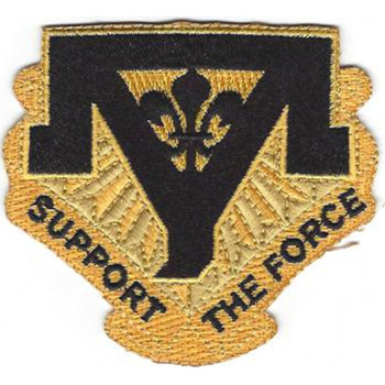 544th Maintenance Battalion Patch