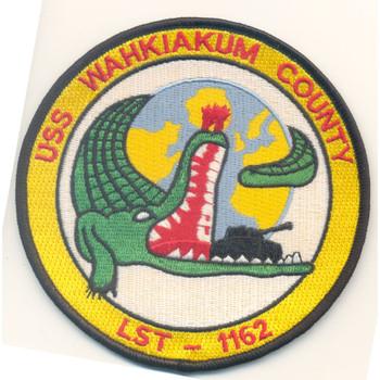LST-1162 USS Wahkiakum County Patch