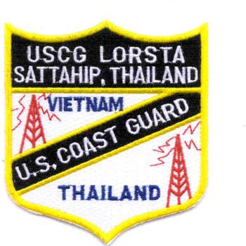 Lorsta Sattahip Thailand Patch Vietnam