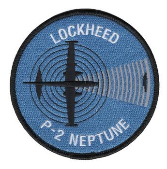Lockheed P-2 Neptune Patch