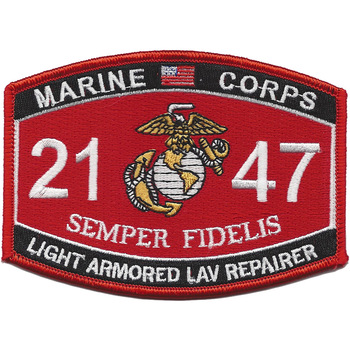 Light Armored LAV Repairer 2147 Patch