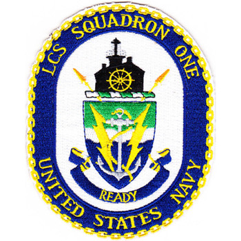 LCS Squadron One Patch
