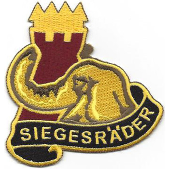 53rd Transportation Battalion Patch