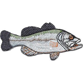 Largemouth Bass Patch