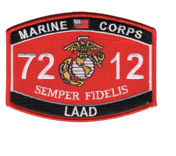 LAAD MOS 7212 Patch