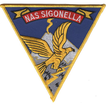 Naval Air Station Sigonella Patch