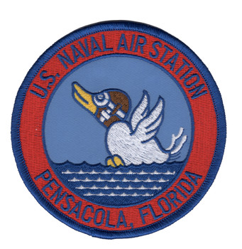 Naval Air Station Pensacola Florida Patch