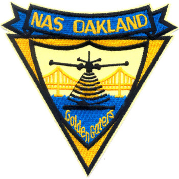 Naval Air Station Oakland California Patch