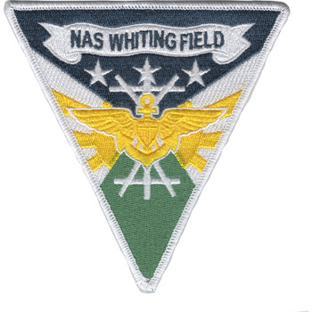 Naval Air Station NAS Whiting Field Milton Florida Patch