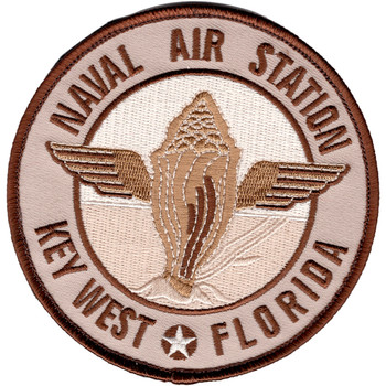 Naval Air Station Nas Key West Florida Desert Patch Hook And Loop