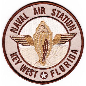 Naval Air Station Nas Key West Florida Desert Patch
