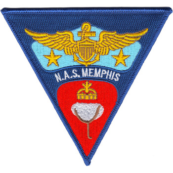 Naval Air Station Memphis Tennessee Patch