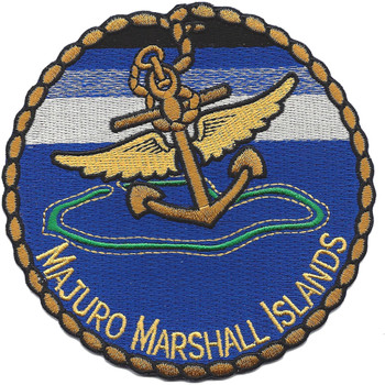 Naval Air Station Majuro, Mashall Islands Patch