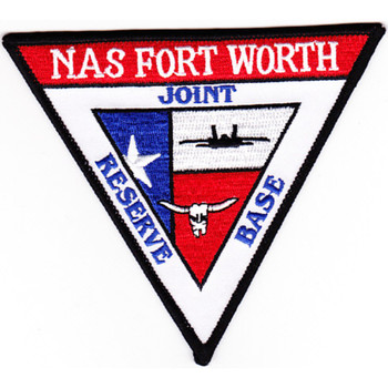 Naval Air Station Fort Worth Texas Patch