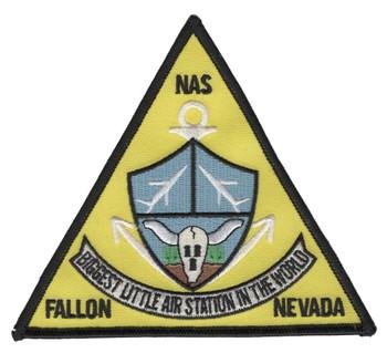 Naval Air Station Fallon Nevada Patch