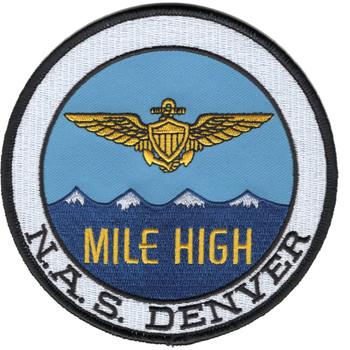 Naval Air Station Denver Patch